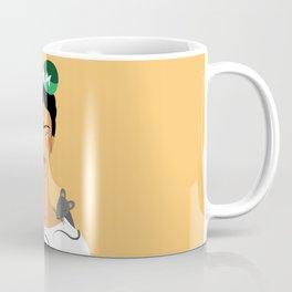 Frida With Mice Coffee Mug