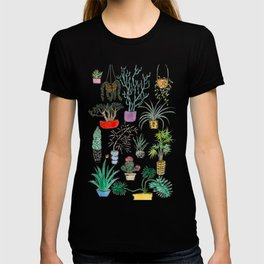 Houseplants T-shirt