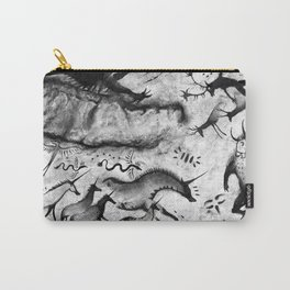 Fantasy Cave Painting Carry-All Pouch