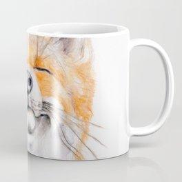 Happy Fox #society6 #buyart #decor #lifestyle Coffee Mug