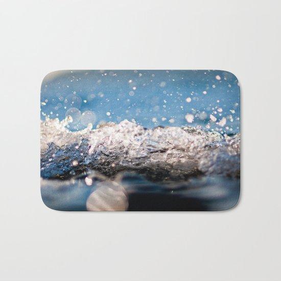 Water Splash Bath Mat