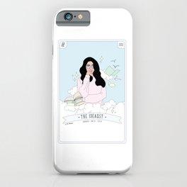 Aquarius - The Idealist iPhone Case