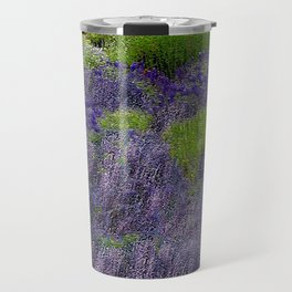 Lavender Fields Travel Mug