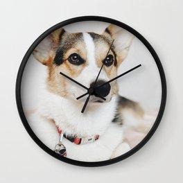 God Save the King Wall Clock