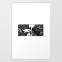 Bud Spencer Bambino Cagebreaker Art Print