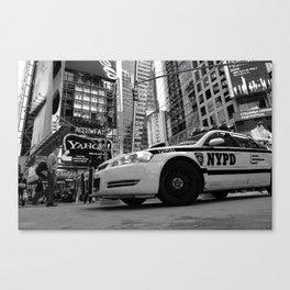 New York #01 Canvas Print