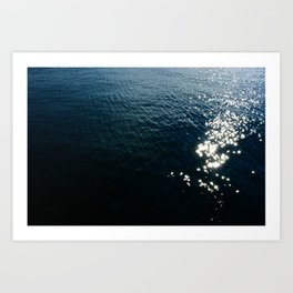 Puget Sound Art Print