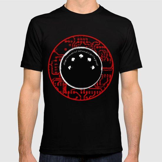 environmental sound collapse - MIDI/circuit board T-shirt