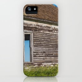 McLean County Homestead 1, I iPhone Case