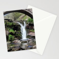 Three Shires Head Waterfall Stationery Cards
