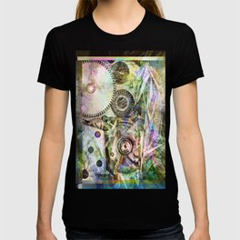 Confluence of Time T-shirt