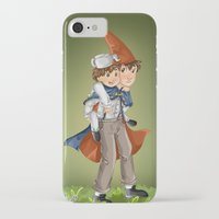 over the garden wall iPhone & iPod Cases featuring over the garden wall by theginga15