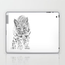 On the Prowl :: A Young Bobcat Laptop & iPad Skin