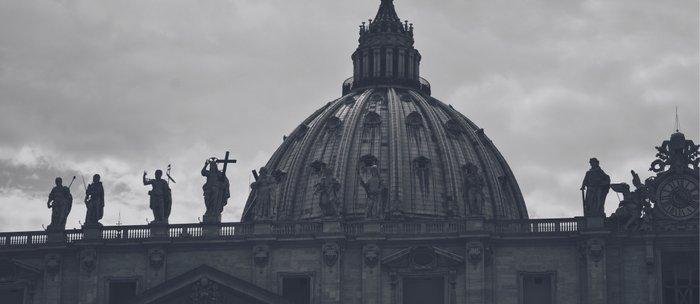 The Vatican Coffee Mug