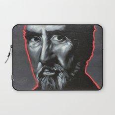 Christopher Lee Laptop Sleeve