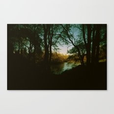 Central Park, NYC Canvas Print