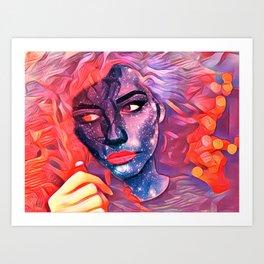 She No.11 Art Print
