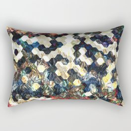 FIELD OF GRAIN Rectangular Pillow