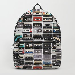 Blank Cassette Collection Backpack