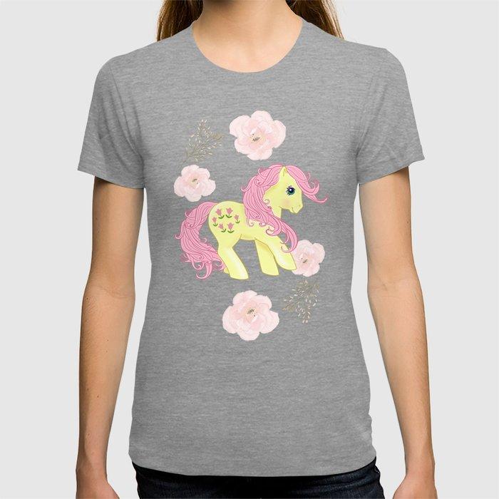 g1 my little pony Posey T-shirt
