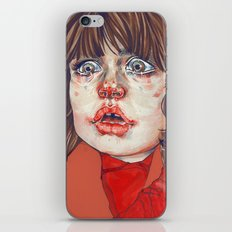 shining danny iPhone & iPod Skin