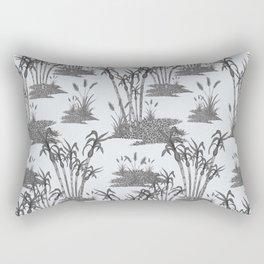 Caribe Plis Kann Leche Monochromatic Rectangular Pillow
