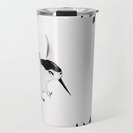Hummingbird Reprise Travel Mug