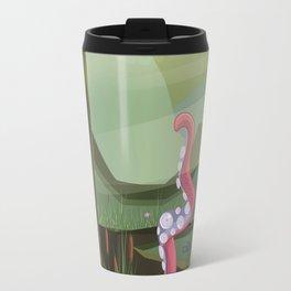 Swampy Monster Travel Mug