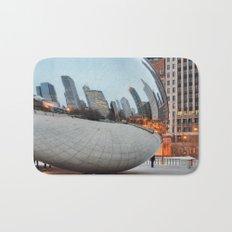 Chicago Bean - Big City Lights Bath Mat