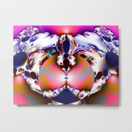 Benji Metal Print