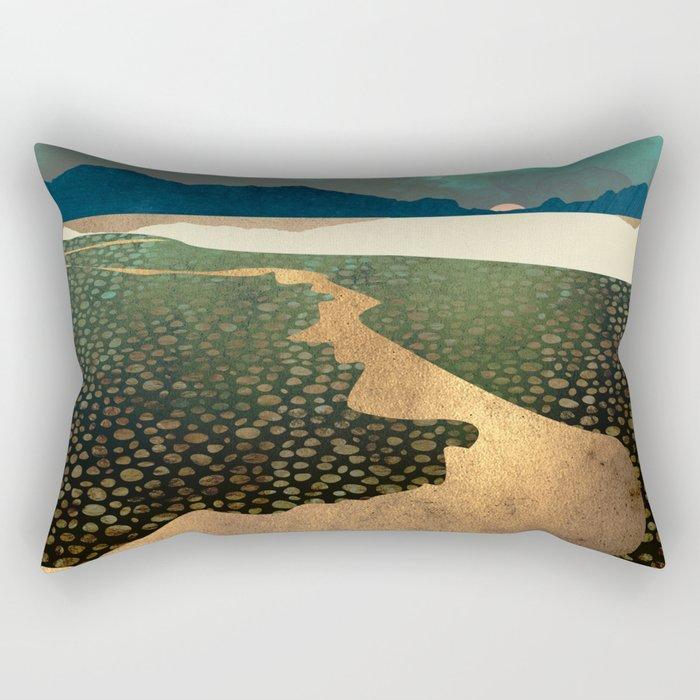 Distant Land Rectangular Pillow