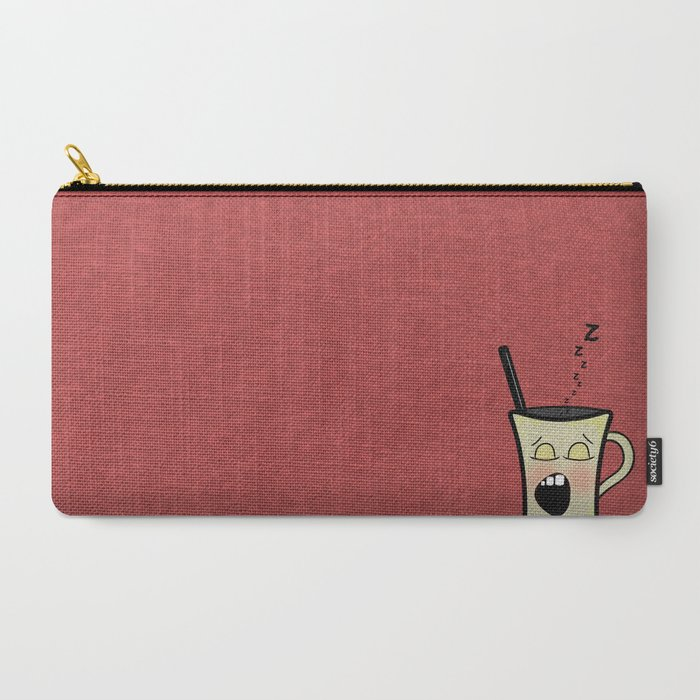 Sleepy Time Coffee  Carry-All Pouch