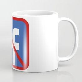 No FB Coffee Mug