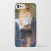 sport iPhone & iPod Cases featuring Sport by Egle Tuleikyte