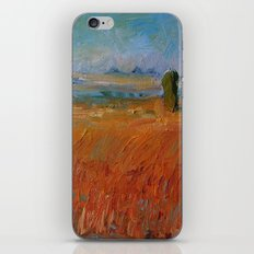 Warm Waves iPhone & iPod Skin