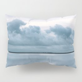 Epic Sky reflection in Iceland - Landscape Photography Pillow Sham