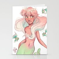 libra Stationery Cards featuring Libra by Laia™