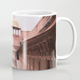 Agra Fort on Diana F+ Coffee Mug