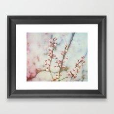 Small & Soft Framed Art Print