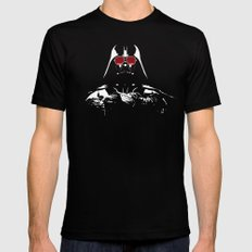 Darth Vader Black MEDIUM Mens Fitted Tee