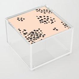 Speckles Acrylic Box