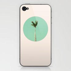 The Palm Life iPhone & iPod Skin