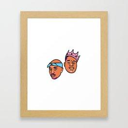OGs Framed Art Print
