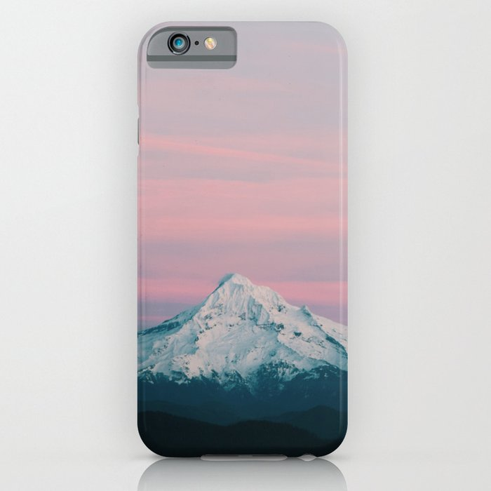 Mount Hood III iPhone Case
