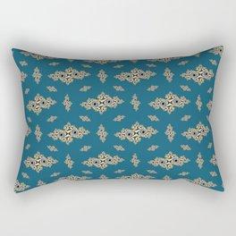 FracPattern #15 Rectangular Pillow