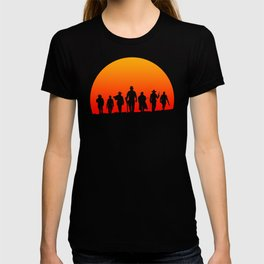 Western Sunset T-shirt