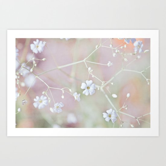 Pastel Wonderland Art Print