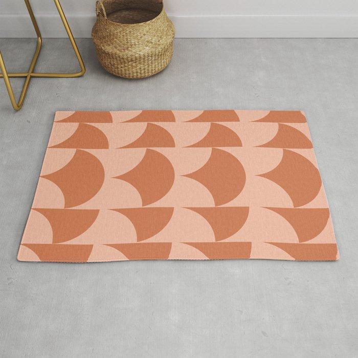 Cleo Pattern - Sunset Rug