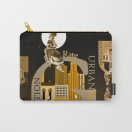 Live in the city 5 Carry-All Pouch