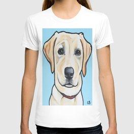 Portrait of Lab Puppy T-shirt